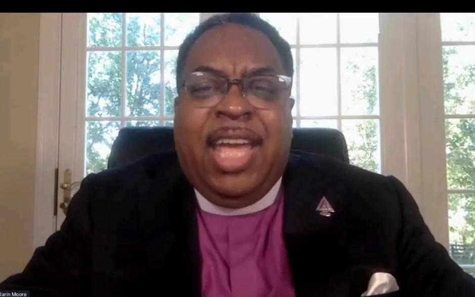 Bishop W. Darin Moore