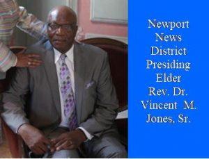 Presiding Elder